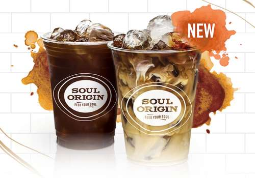 Soul Origin's NEW Cold Brew!