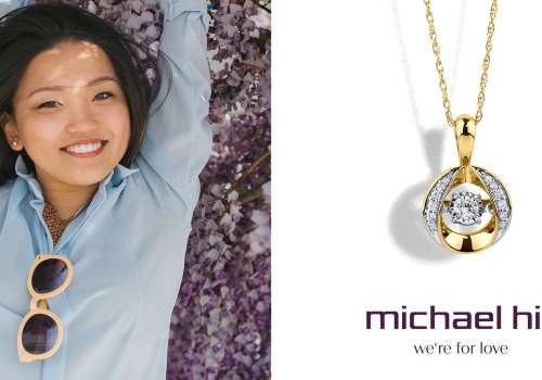 Michael Hill's 'To me, love from me' Campaign