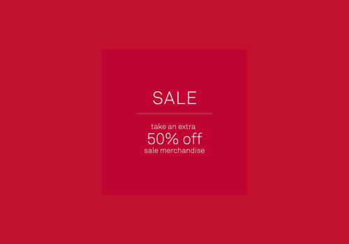 Sussan Extra 50% Off Sale