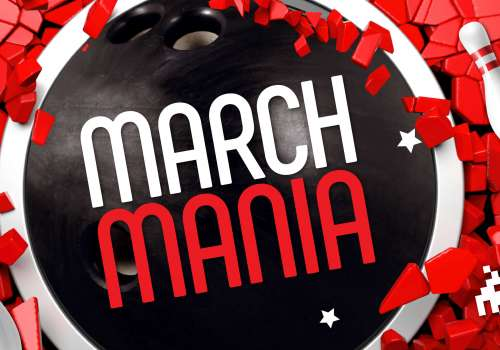 March Mania At Zone Bowling